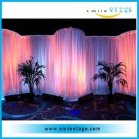 backdrop pipe and drape for wedding on sale