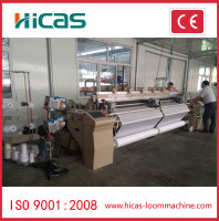 Cotton weaving textile machine,somet used air jet looms