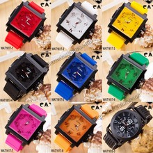Square face in stock fashion New Arrival hottest Design Woman Watches