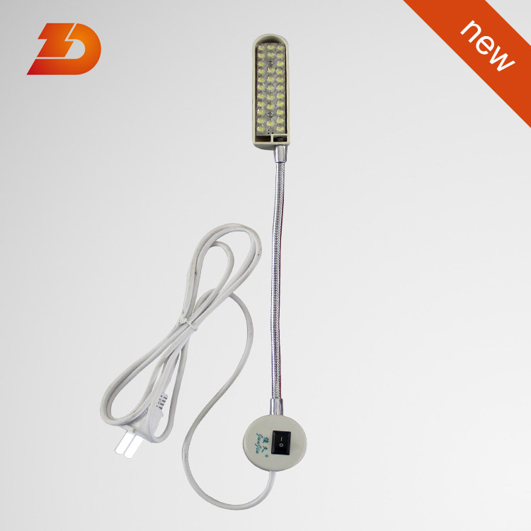 Low price&high quality industrial sewing machine light/lamp/led light for sewing machine