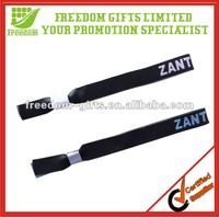 Fashion Event Promotion Fabric Woven Band