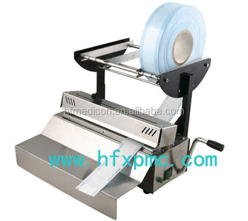 easily used hot sale sealing pouch machine