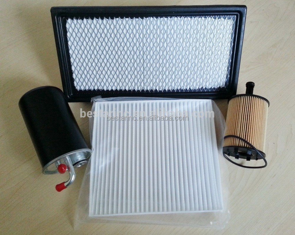 R2615P environmental friendly oil filter for jeep compass use