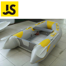 one person fishing boat China inflatable boats with aluminum floor