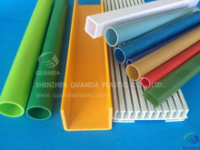 PVC Extruded plastic edge trim