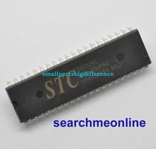 Pulison IC chips STC89C52RC-40I-PDIP40 New Genuine STC ICs