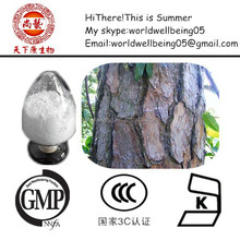 100% Pure and Natural Pine Bark Extract OPC 40%-95% by UV