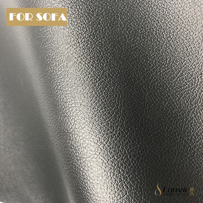 pvc synthetic jeans pu leather wallet artificial leather for coated sofa funiture fashion