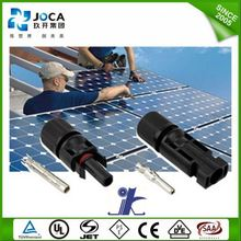 Factory Price 10 mm2 mc4 receptacle 10 mm2 mc4 panel plug mc4 connector for solar panels