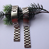 5 bead stainless steel felxiable watch band 18/20/22/24/26mm