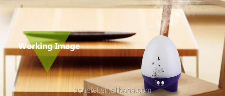 2018 Trending Product NEW Egg Sharp HTJ-2031 Portable Mini Ultrasonic Aroma Essential Oil Diffuser