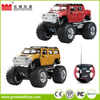 New Radio remote Control Hummer rc car toys