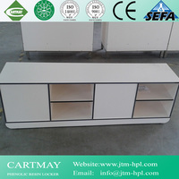 2015 new style phenolic resin shoe shelf for Uzbekistan hospital