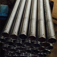 BKS seamless carbon steel pipe astm a120 & Stainless honed carbon tubes