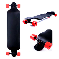 Backfire 44X10.5 inch downhill Canadian Maple Longboard complete Leading Manufacturer
