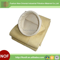 High Tem Aramid Bag Filter For Cupola Furnace Dust Collector