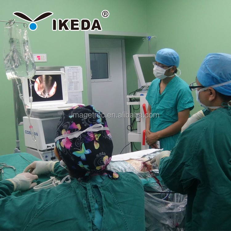 IKEDA YKD-9006T Trolley type digital radiography system: portable endoscope