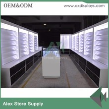 Mobile Display Counter Phone Shop Furniture Display Cell Phone Store Design