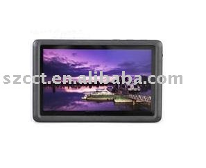 5.0 inch TFT LCD MP5 Player 8GB