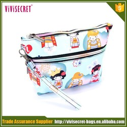 china factory supplier wholesale cheap ladies mini toiletry cosmetic bag