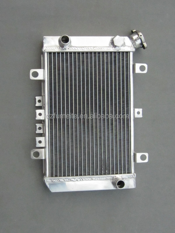HI-PERF. ALUMINUM RADIATOR for Polaris Ranger RZR XP900 XP 900/900 EFI 2011-13 12 11 2012 2013