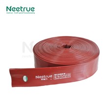 Neetrue 10 inch heavy duty PVC water compact water hose for Quarries potable water hose automatic irrigation system