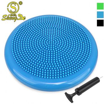 Sport Massage Disc Gym Balance Cushion PVC Balance Disc