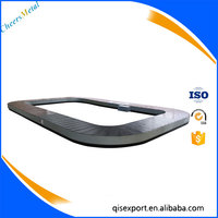 Airport Luggage Conveyor Belt Loader At