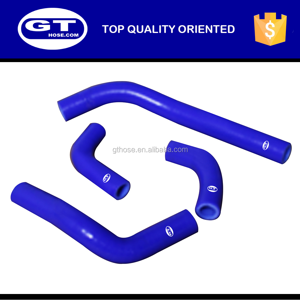 silicone hose kits for Honda Motorcycle CRF 250 250X Silicone Radiator Hoses 04 05 06 07 08 09
