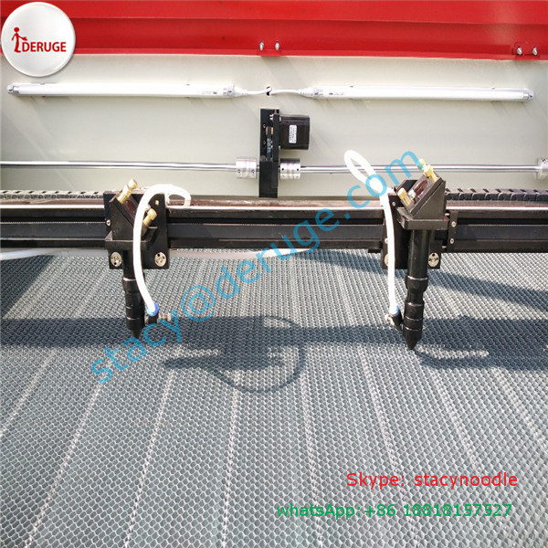 Factory direct Cheap Hot Sale Fabric/Acrylic/Wood/Granite 80w 0.9*0.6m CO2 Laser Cutting Engraving Machine