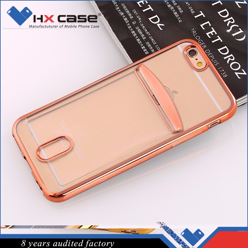 HX factory directly supply new design metal phone case