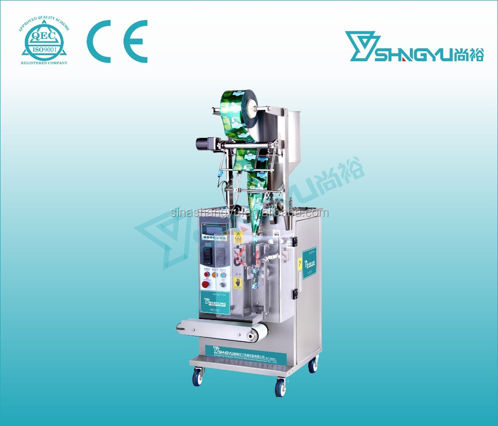 Tomato paste/honey sachet packing machine,liquid sachet packing machine