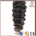 Indian collection fast shipping 100% virgin deep wave hair extensions