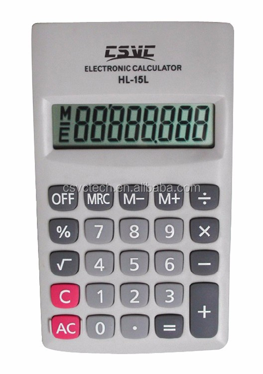CSVC RSB Promotion gifts desk calculator HL-15L