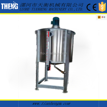 ss316 electric heating liquid detergent mixer