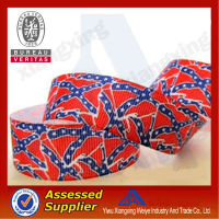 Wholesale new products plain red and blue adjustable international flag lanyards