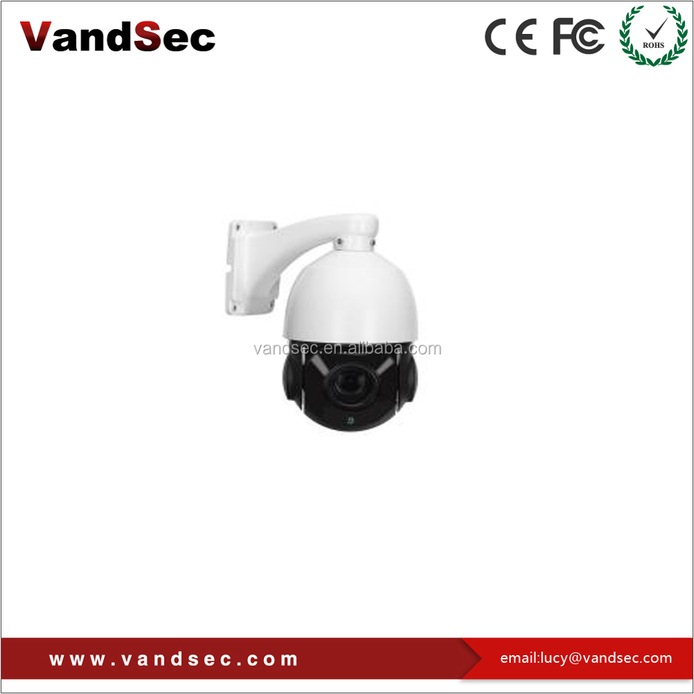 Vandsec NEW ARRIVAL HD 1080P 18x HIGH speed outdoor dome ptz camera