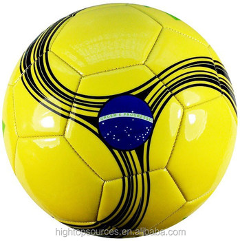 soccer ball , custom leather soccer ball football