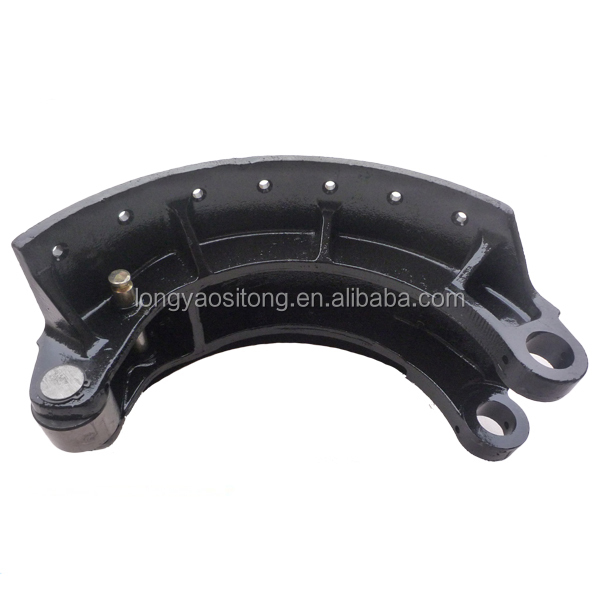Japanese Tralier Parts of Brake Drum Air Oil Brake Shoes Parts