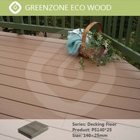 easy to install comfortable durable outdoor wpc floor new tech coconut wood decking