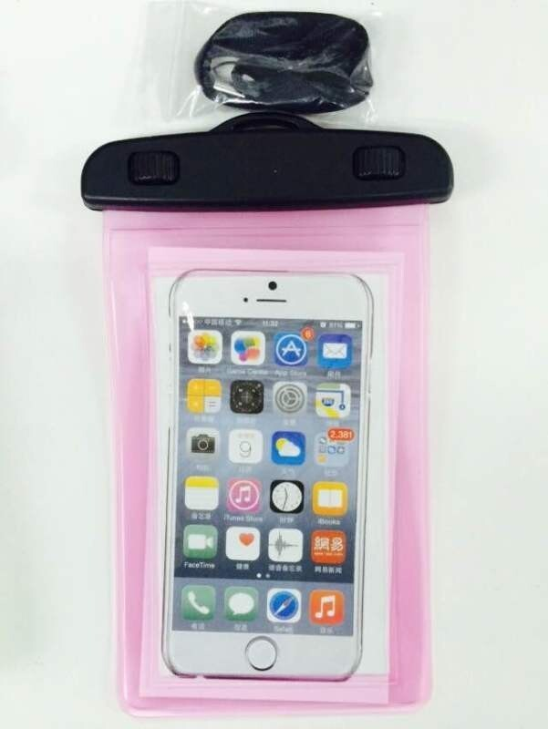 Underwater Phone Pouch Dry Bags For Iphone 4 /5S Waterproof PVC Bag Phone Case For Samsung S2/S3