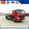 China factory volvo gallon fuel tank truck