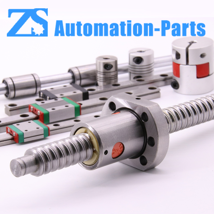ZS high precision customized cnc ball screws