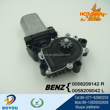 0058209042 electrical power window regulator motor 12v 24v high torque DC power motor auto spare parts