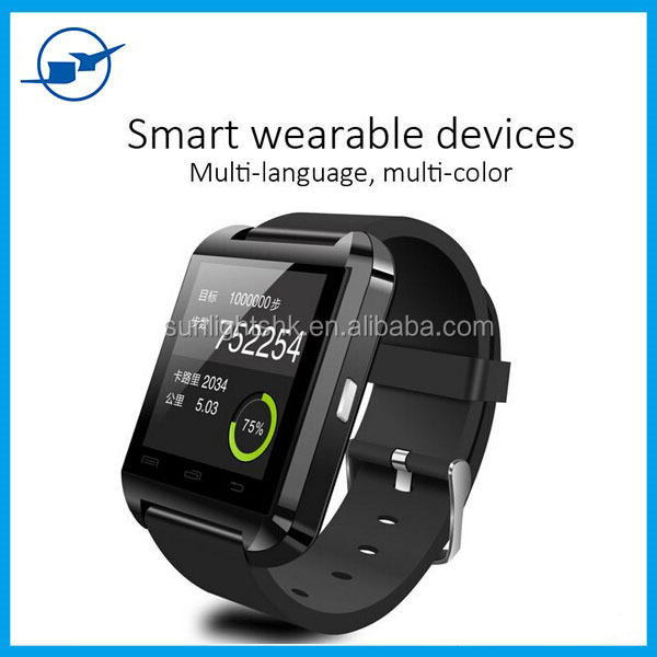 High quality Bluetooth GT08 Smart Watch with 2G GSM SIM card smart watch for iPhone 4/4S/5/5S Samsung