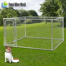 Alibaba China - factory high quality ourdoor dog fence cheap dog kennels