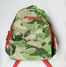 Nylon school backpacks for teenage boy