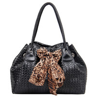 Big latest design ladies leather handbag sale