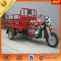 Cheap and economical 3 wheel motor / Hot selling gasoline three wheeled motorcycle on sale