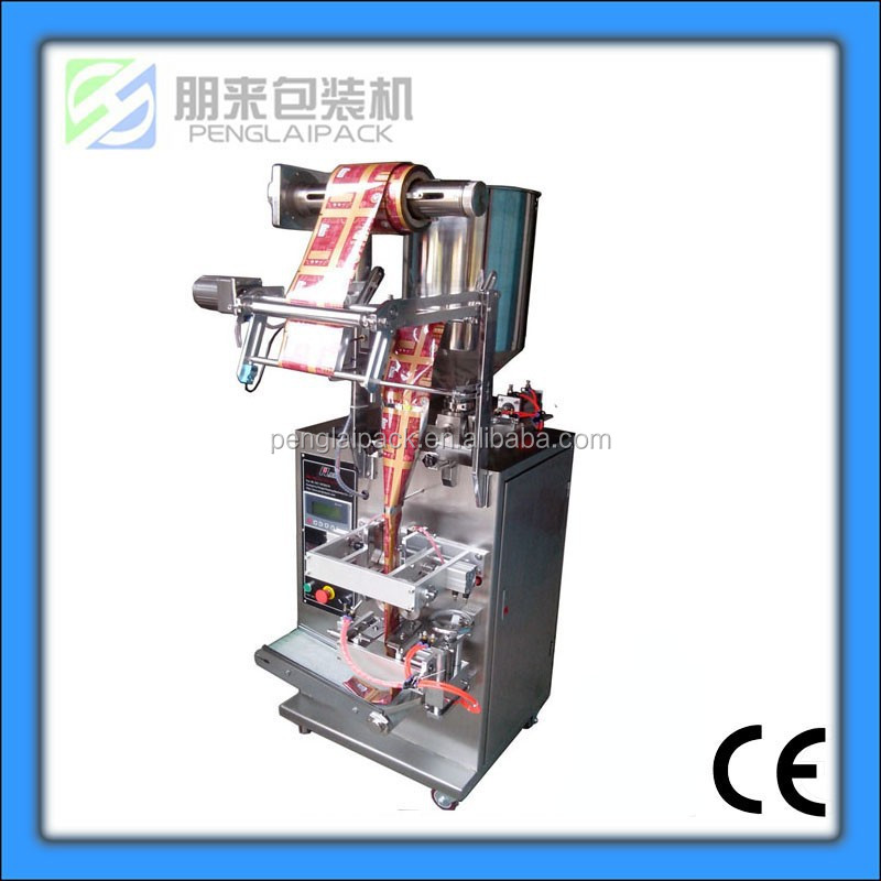 Automatic Fast speed curry sauce paste pouch filling packing machine price